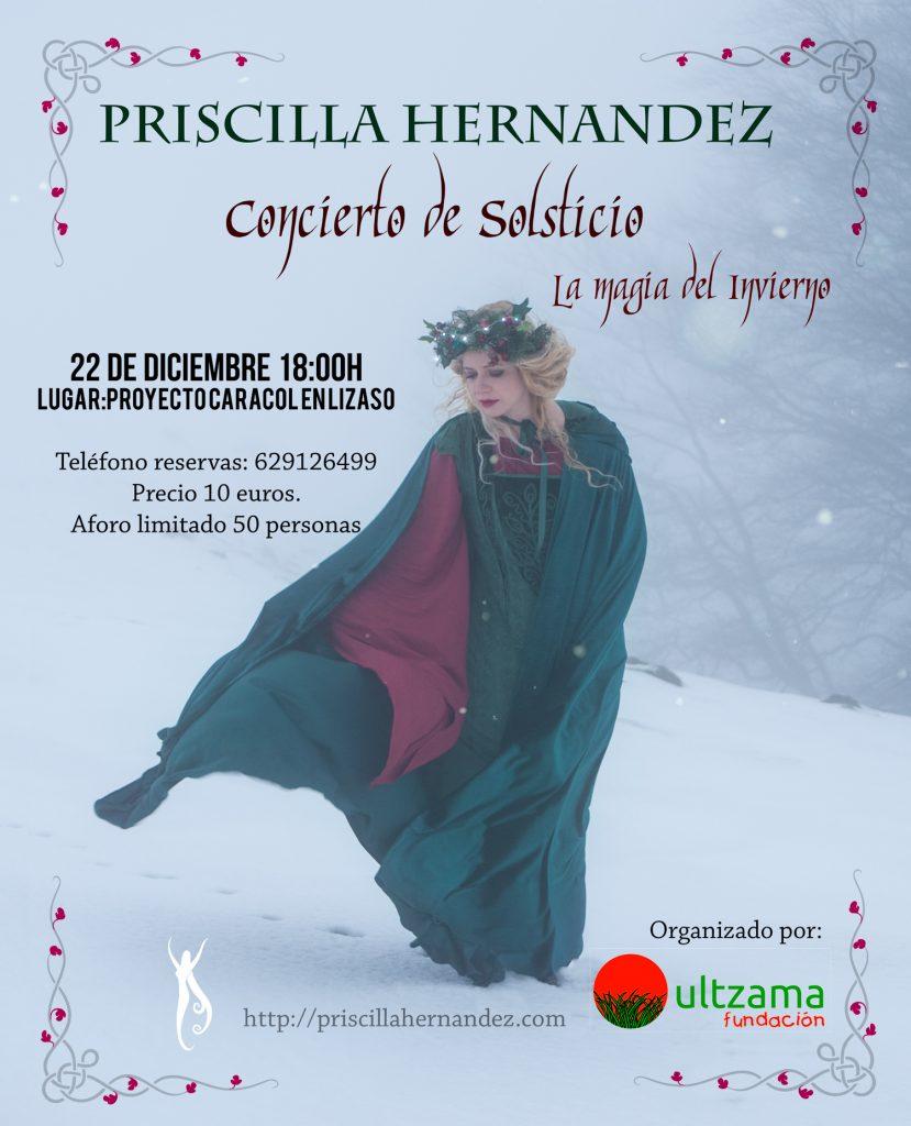 Concierto de Priscilla Hernandez (Ultzama) yidneth.com